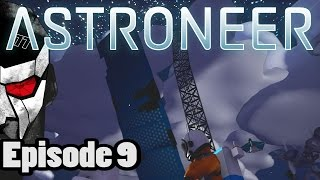 GIGANTIC SOLAR PANEL & MORE HIDDEN TECHNOLOGY! - ASTRONEER GAMEPLAY  - #9