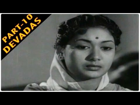 Devdas Movie Part 10 || Hd || Anr, Savitri & S.v Rangarao video