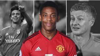 Anthony Martial agrees 'new deal' & United chase wonderkid Joao Felix! The Football Terrace