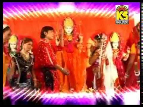 Jamva Avo Maa (thal) - Albam - Dashama Tamara Hum - Singer - Chetan Prajapati,mangalsinh video