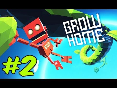 AYAKTA MI DURAMIYOM!! | Grow Home #2