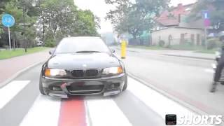 BMW M3 crazy drift