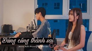 download lagu Đúng Cũng Thành Sai (Cover) - Mỹ Tâm | Jenna Anh Phương ft. Anh Bin mp3