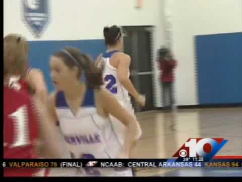 TH South beats Rockville in girls hoops