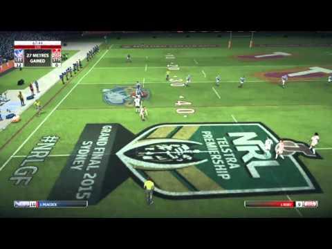 minion--MAStr's Live PS4 Broadcast (Rugby league live 3 leeds rhinos vs saint Helens)