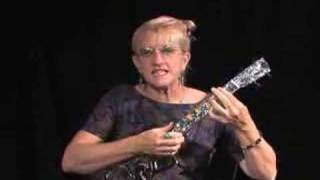 Del Rey Teaches Brown's Blues from Blue Uke DVD
