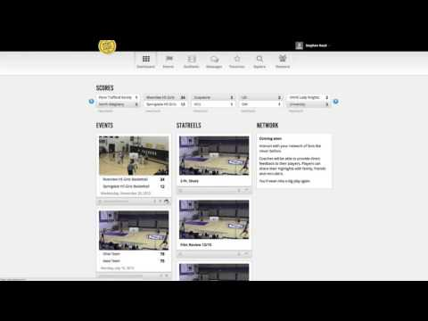 StatEasy Tutorial - Volleyball: Sharing Video Online