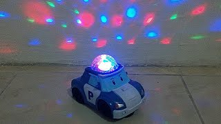 A Funny Robocar Poli Toy   Mainan Mobil Robocar Poli   juguete Robocar Poli   Brinquedo Robocar Poli