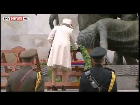 Irish President Makes Historic State Visit