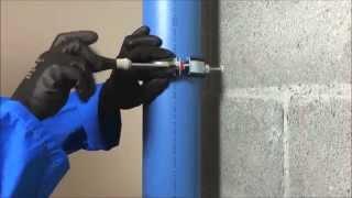Montaggio sistemi di scarico - Collare antivibrante a punto scorrevole