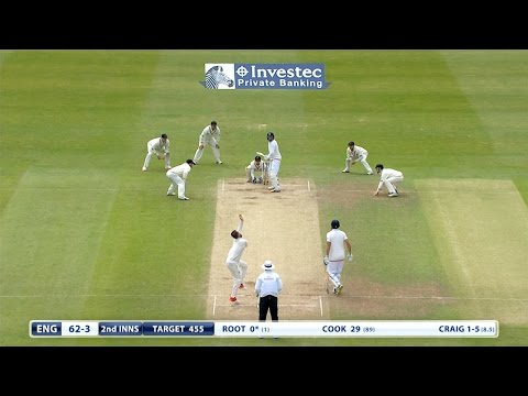 England v New Zealand highlights, Day 5, Headingley Test