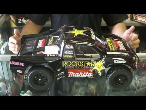 Team Associated SC10RS Unboxing and Review