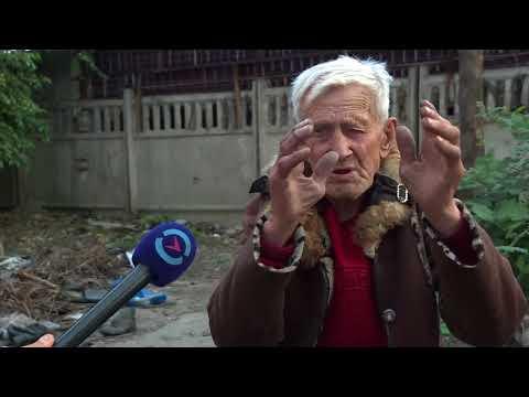 Как 92-летний ветеран войны отмечает 9 мая на улице