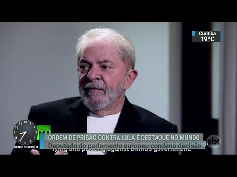 0 - Comissão União Europeia-Mercosul condena ordem de prisão de Lula