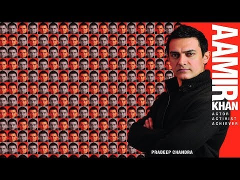 Pradeep Chandra Exclusive On Aamir Khan Actor Activist Achiever Part 1