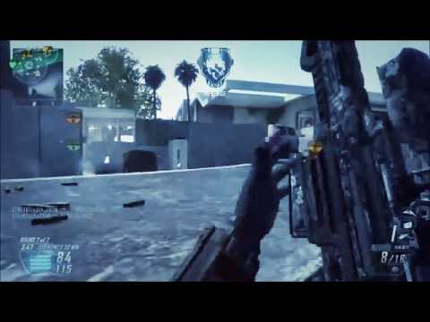 Black Ops 2 Online Multiplayer - Sniper Montage *the Sunlight Hurts My Eyes video