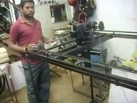 Mechanical project——–Remote control gantry crane