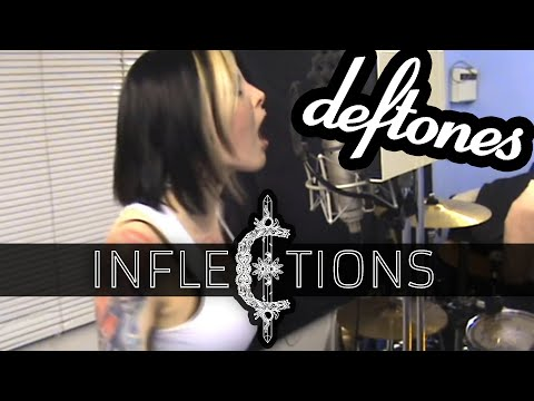 Deftones - 'Passenger' - Full Band Cover (ft. Chelsea Smile)