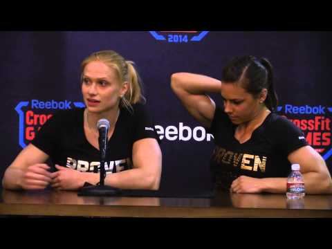 2014 CrossFit Games Media Conference: Raw Footage
