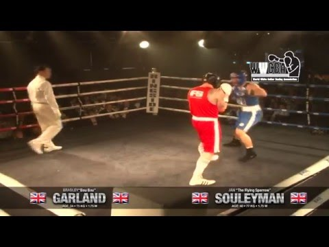 Garland vs Souleyman - Bout 3, iFS HK 22 Mar &#039;12