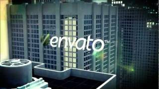 After Effects Project Files   3D City   VideoHive