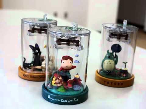 Studio Ghibli Music Box from Strapya World