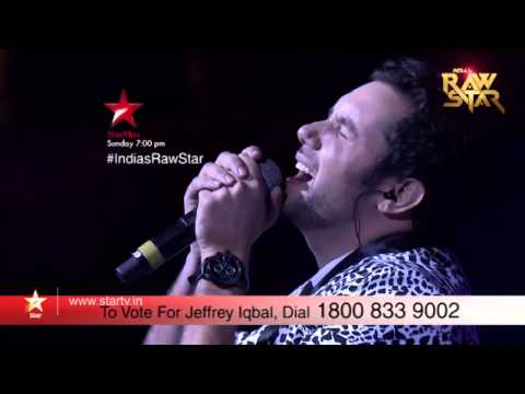 India's Raw Star Episode 12: Vote for Jeffrey