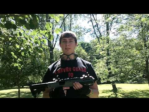 Airsoft carbine kit for m1911. review (raw no editing)