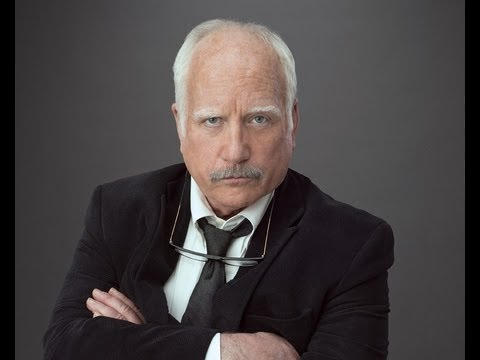 Coma (A&E) - Richard Dreyfuss Interview