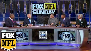 FOX NFL Sunday responds to President Trump's comments on NFL protests | FOX NFL