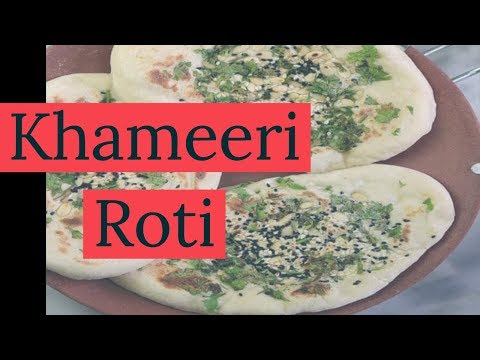 Khameeri Roti By Todays Recipe