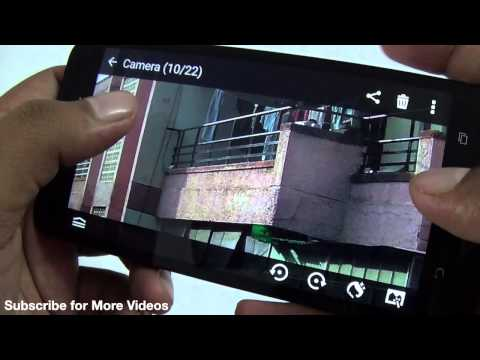 Asus Zenfone Selfie Camera Review with Sample Images