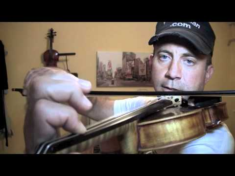 Learn to play Raglan Road on the VIolin