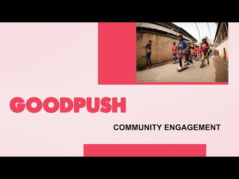 Goodpush Toolkit: Community Engagement