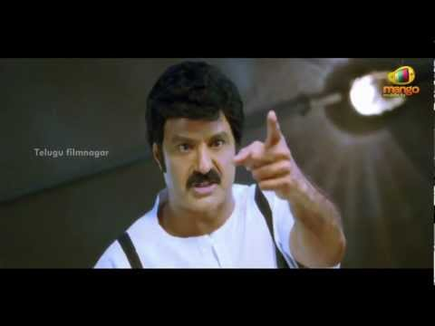 Srimannarayana Movie Scenes - Balakrishna interrogated by Vinod...