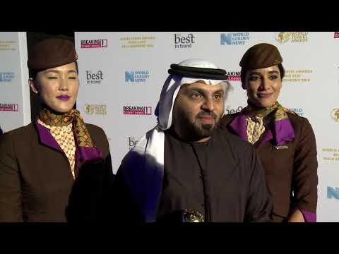 Yasser Al Yousef, managing director, Etihad Guest