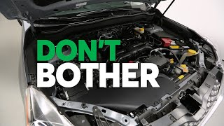 Don't Bother Following These Car Maintenance Myths   Consumer Reports
