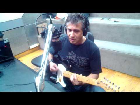 """Acústico de Marcelo """"Chelo"""" Delgado y La Zimbabwe en """"Radio Taxi"""" (1)"""