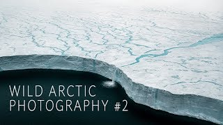 Wild Arctic Photography Part II - Waterfalls, Walrus, Arctic Fox