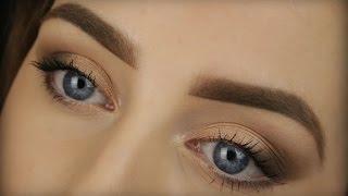 Beginners Eye Makeup | No Brushes Needed!