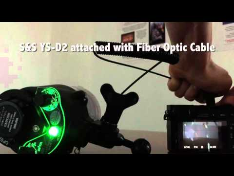 Electronic Sync Cord vs Fiber Optic Cable Speed Test