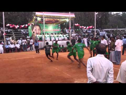 Tamilnadu Setc Kabaddi Tournament 2013 -2 video