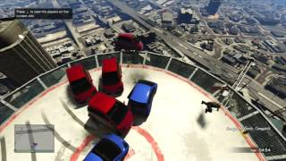 GTA V - Best Xbox Custom Games! LTS/RACE/DEATHMATCH