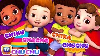 ChuChu and Friends Bingo Names Song - 3D Nursery Rhymes & Songs for Babies | ChuChu TV For Kids
