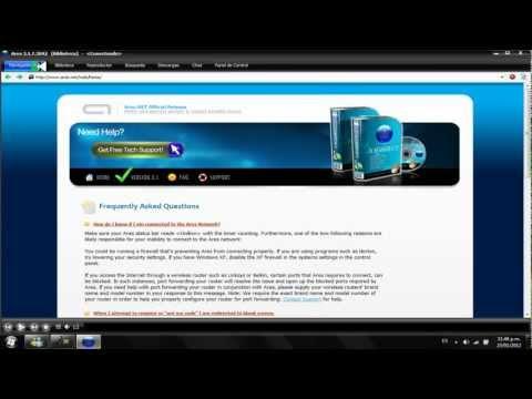 Como Descargar Ares 3.1.7 Full En Español [2013] [Mega]