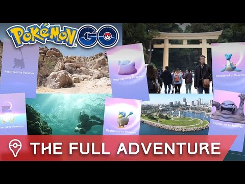 THE ENTIRE HISTORY OF POKÉMON GO & TRAINER TIPS