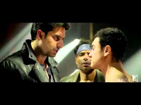 Dhoom:3 Dialog Promo Official. Starring Aamir Khan, Abhishek Bachchan, Katrina Kaif & Uday Chopra. video