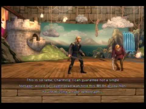 Shrek The Third (Xbox 360) 100% Walkthrough - Part 20 (The End)