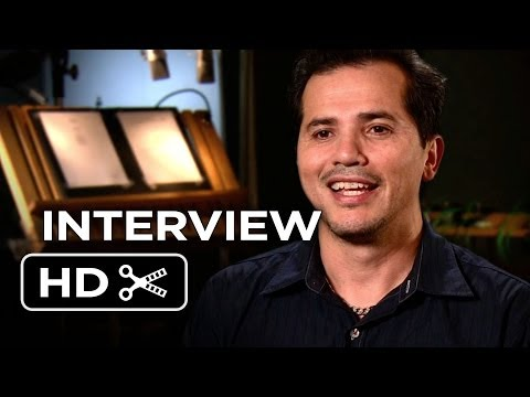 Walking With Dinosaurs 3D Interview - John Leguizamo (2013) - CGI Movie HD