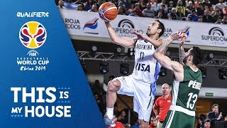 Argentina v Mexico - Full Game - FIBA Basketball World Cup 2019 - Americas Qualifiers